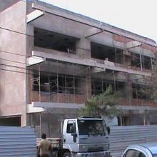 construção do bloco 6ZJU - 2° etapa