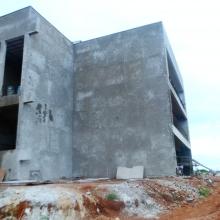 Execução da estrutura